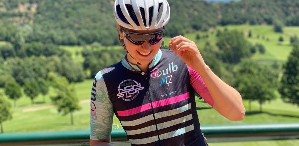 """El ciclisme: la manera de treballar """"cardio"""" de Margot Llobera"""