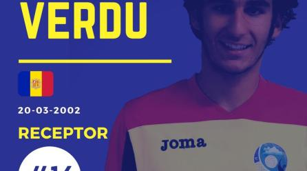 El CV Encamp renova Gerard Verdú