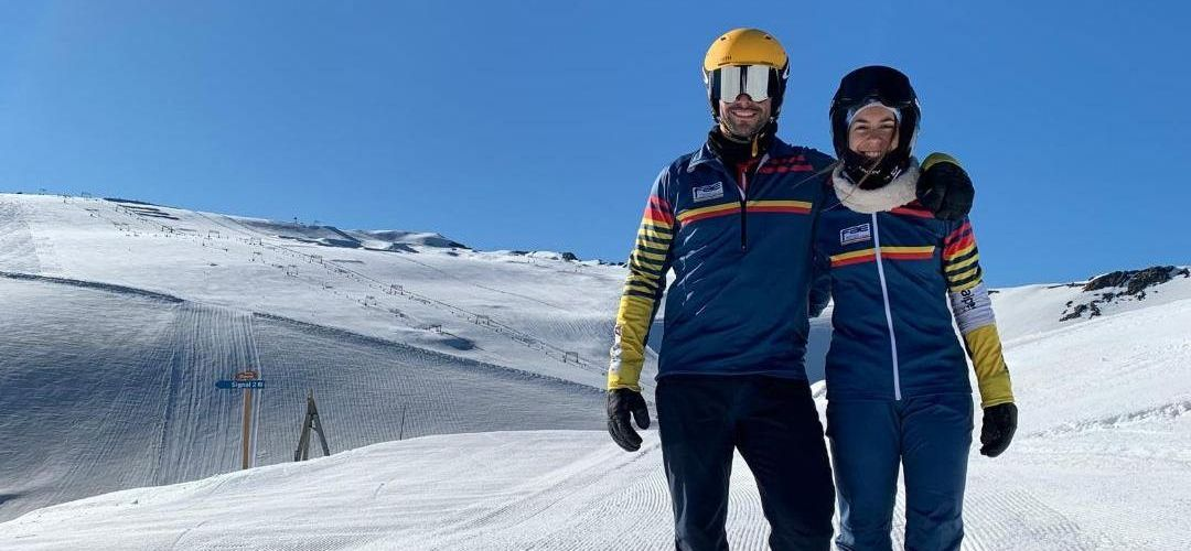 Els surfistes Marin i Estévez tornen a la neu