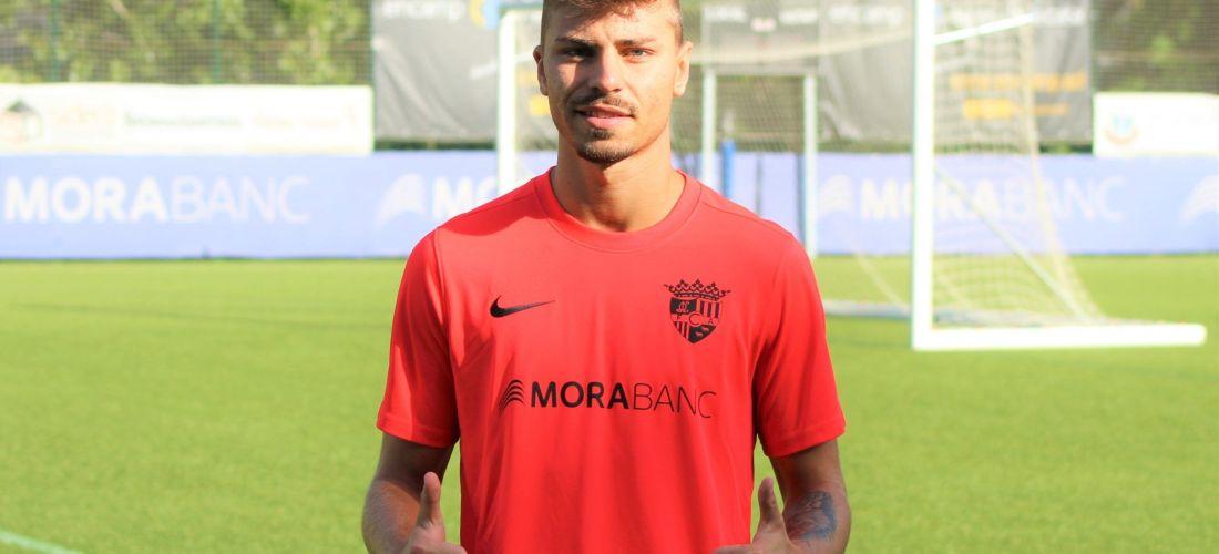 Iñaki León farà la pretemporada amb el FC Andorra