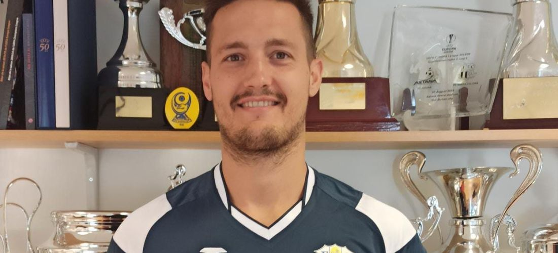 Robert Ramos torna a l'FC Santa Coloma