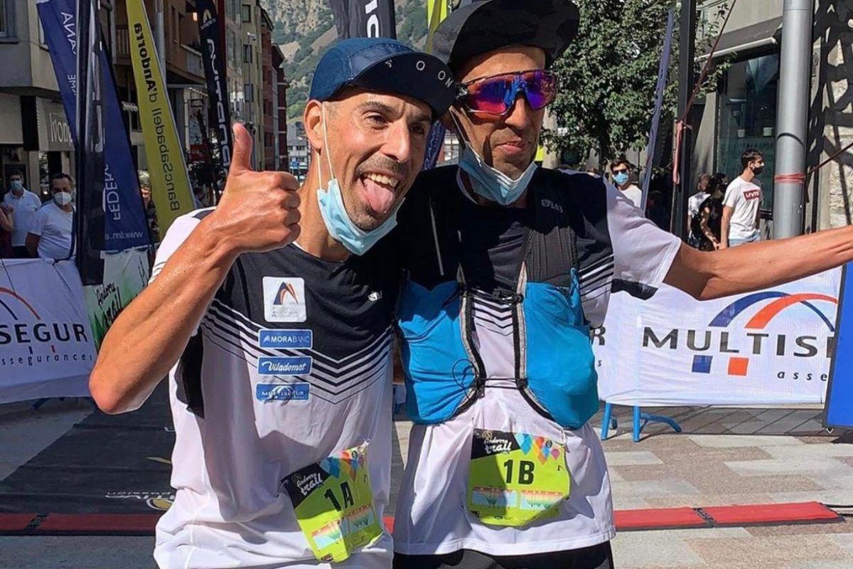 Òscar i Marc Casal revaliden victòria a La Sportiva Andorra Trail