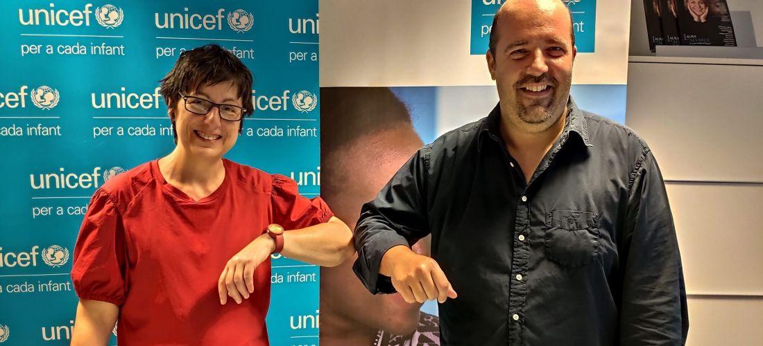 Unicef i Morabanc Andorra segueixen junts