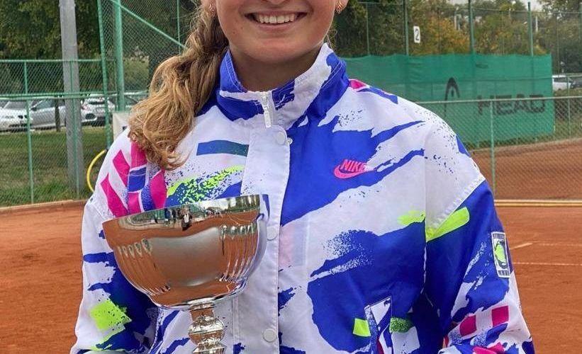 Victòria Jiménez Kasintseva guanya el torneig de Plovdiv