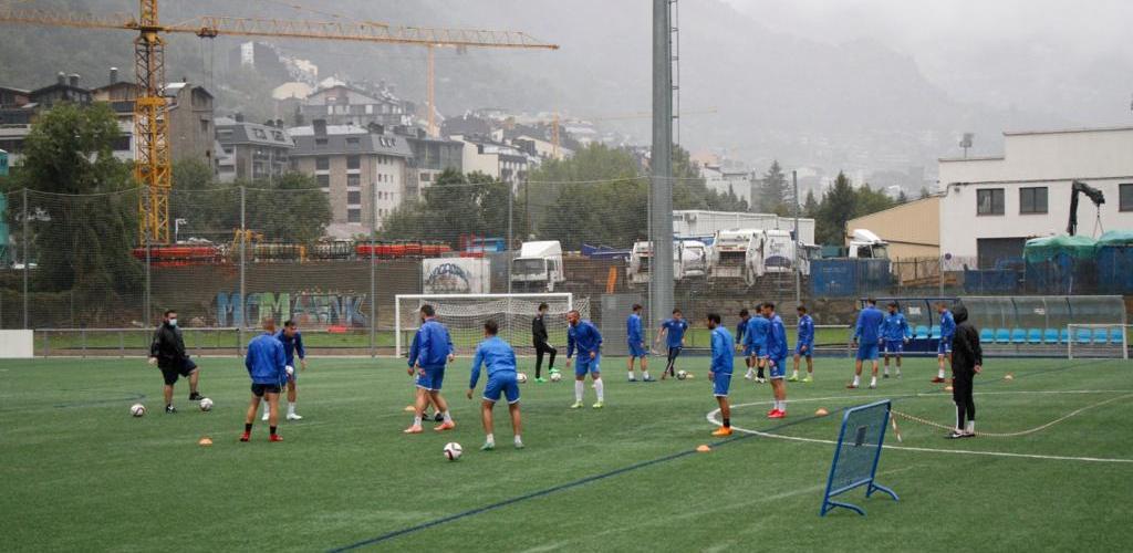 UE Sant Julià – FC Santa Coloma i la UE Engordany – Atlètic Escaldes ajornats fins el 17 de gener