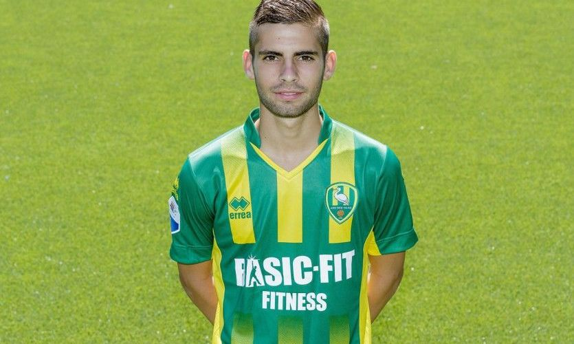 El FC Andorra incorpora a l'holandès Hector Hevel