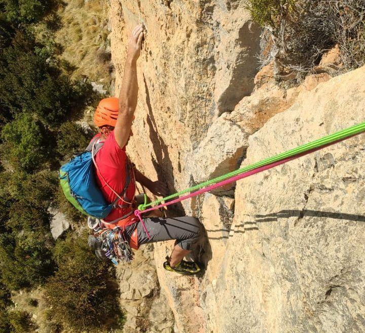 D'Osca a Catalunya per les diferents parets del Pre-Pirineu