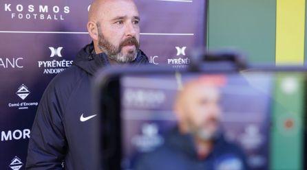 L'FC Andorra vol mantenir l'imbatibilitat a Prada de Moles