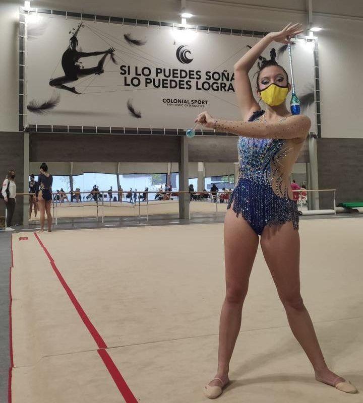 Carla Puig torna a la competició en el Campionat d'Espanya Base de València