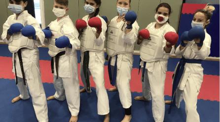 La Federació de Karate fa públic l'Equip Nacional Base de Kata i Kumite