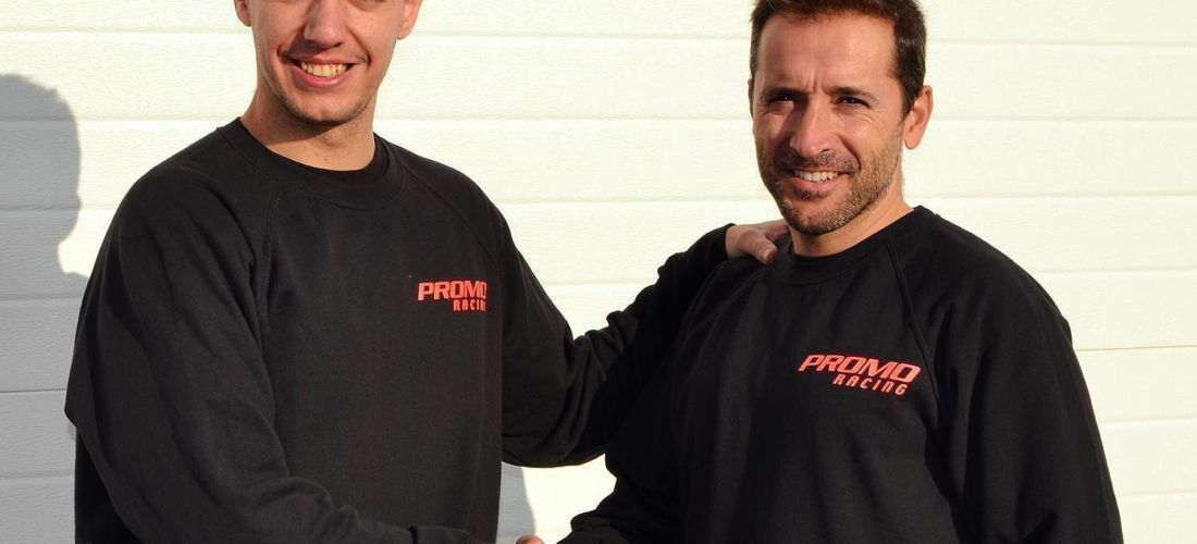 Cardelús aspirarà al títol de l'Europeu de moto2 amb Promoracing