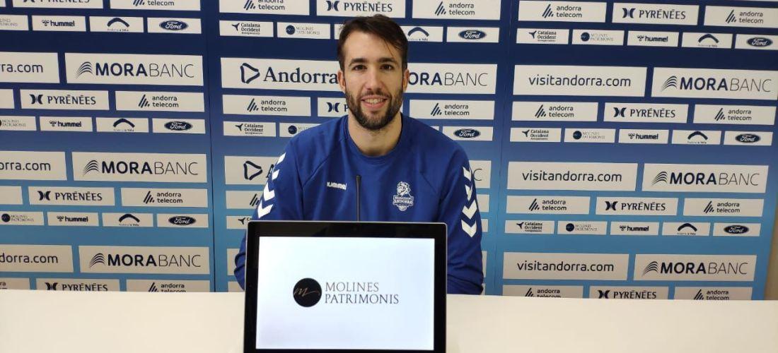 El Morabanc Andorra es desplaça a Bilbao sense Gielo ni Diagne