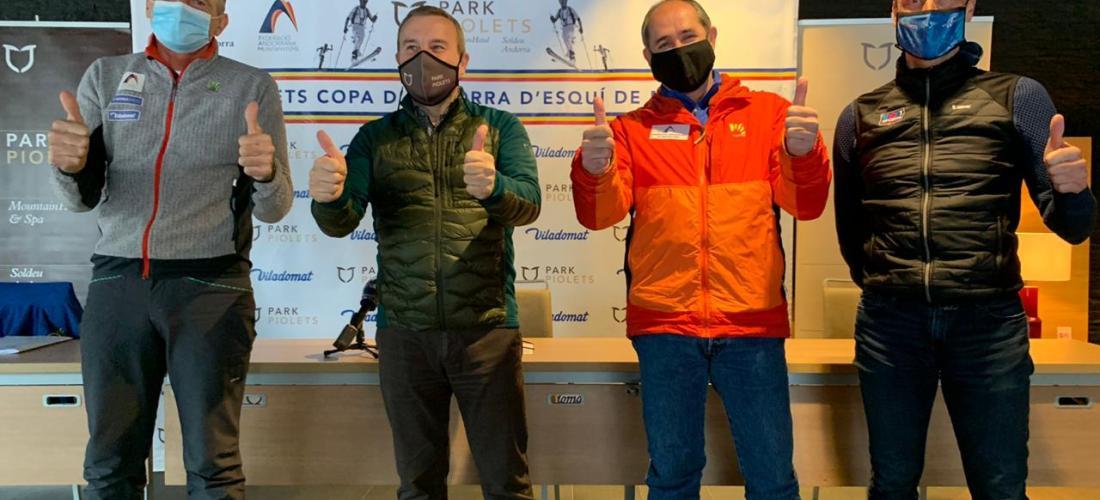 Presentada la Copa d'Andorra d'esquí de muntanya