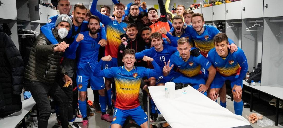 Ajornat el partit entre l'FC Andorra i el CF Badalona