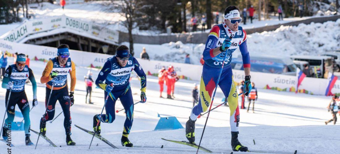 Esteve, 9è als 15km i Vila acaba 47ª i 9ª sub23 en els 10km del Tour de Ski