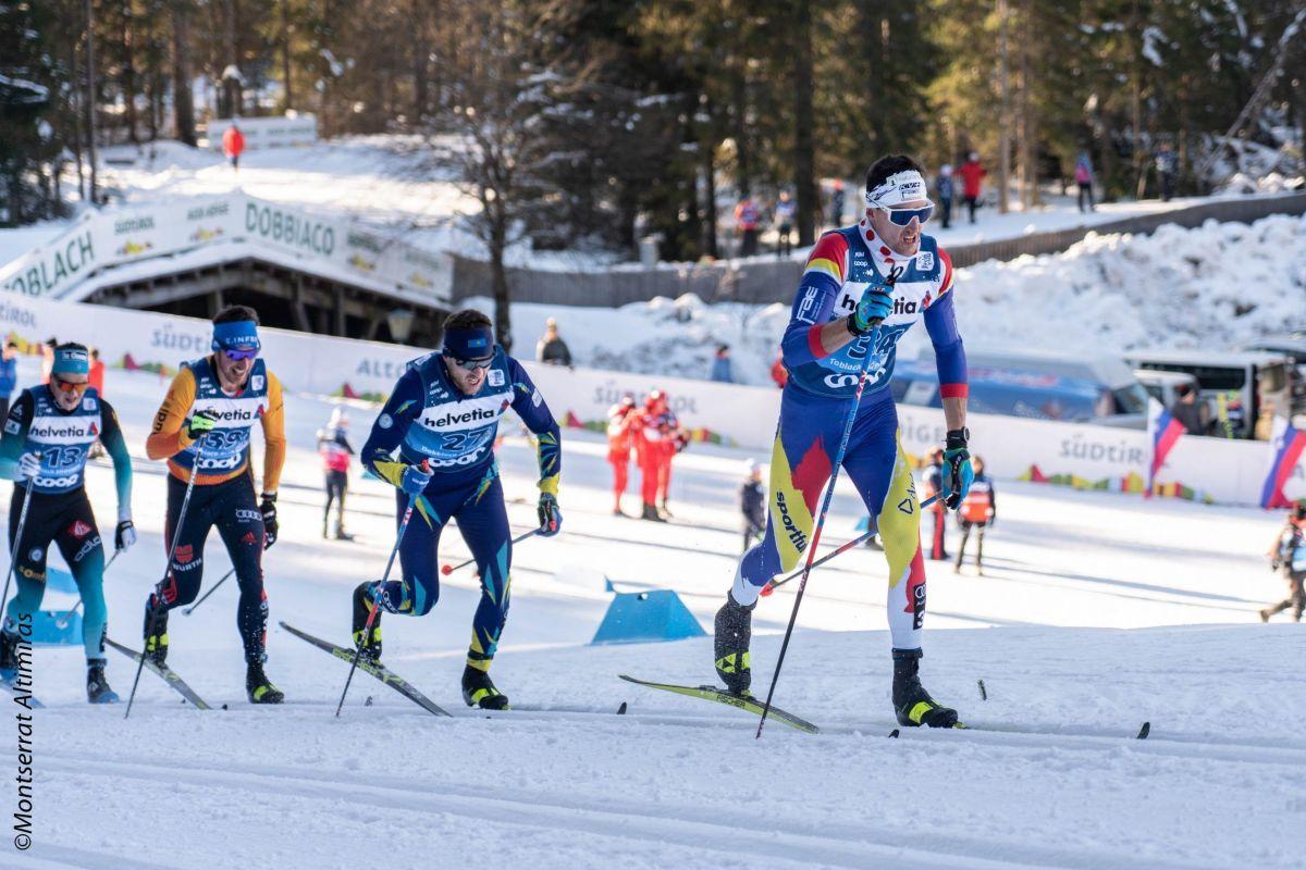 Esteve acaba 25è dimecres i segueix 18è en el Tour de Ski