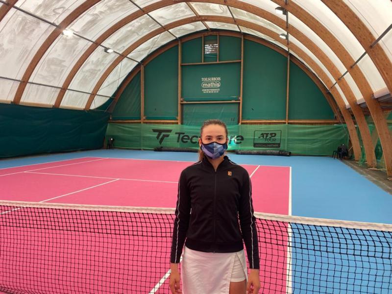 Jiménez Kasintseva guanya 7-6 i 6-4 i puja al 970 del rànking WTA