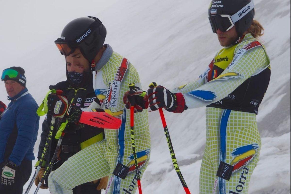 Vargas, top10 al supergegant FIS de Chatel