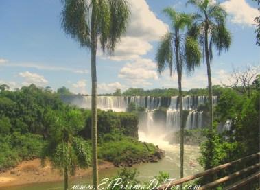 Cataratas del Iguazú, una de las 7 maravillas naturales