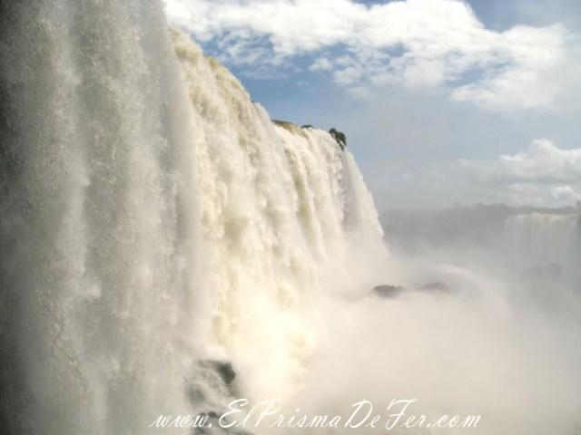 De lo mejor de las Cataratas del Iguazú en lado Brasilero