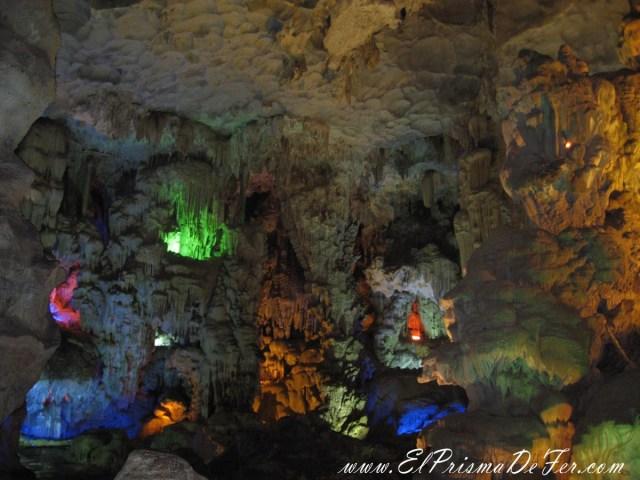 Sung Sot Cave en Halong Bay