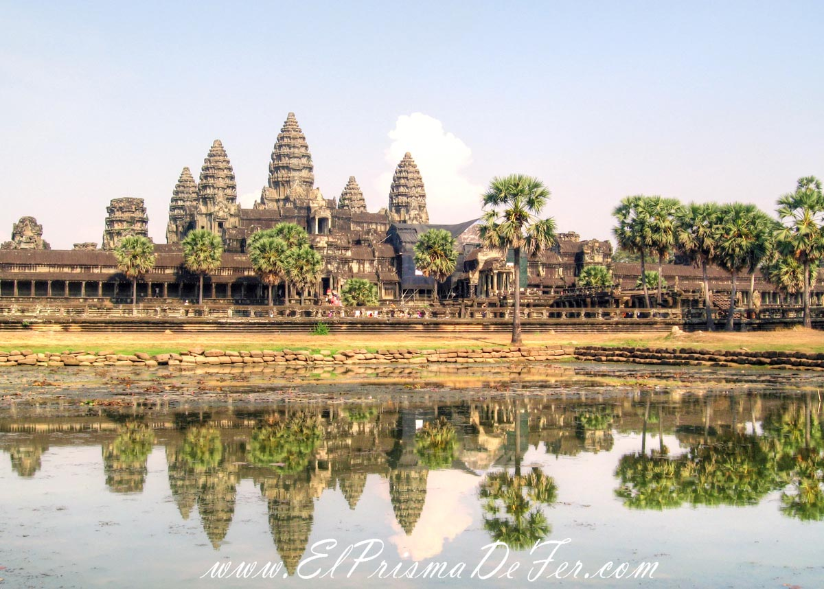 Guía para visitar Angkor Wat en Camboya