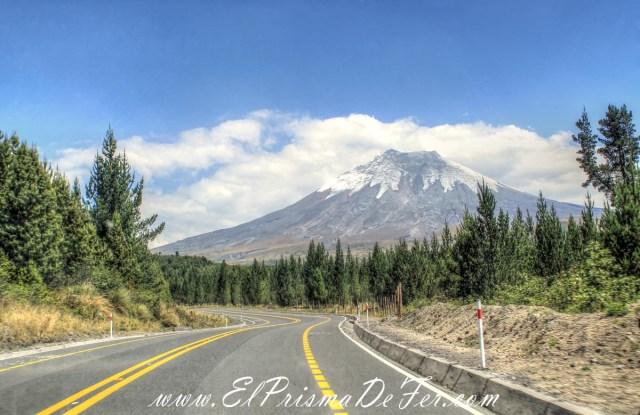 Volcan Cotopaxi - Ecuador