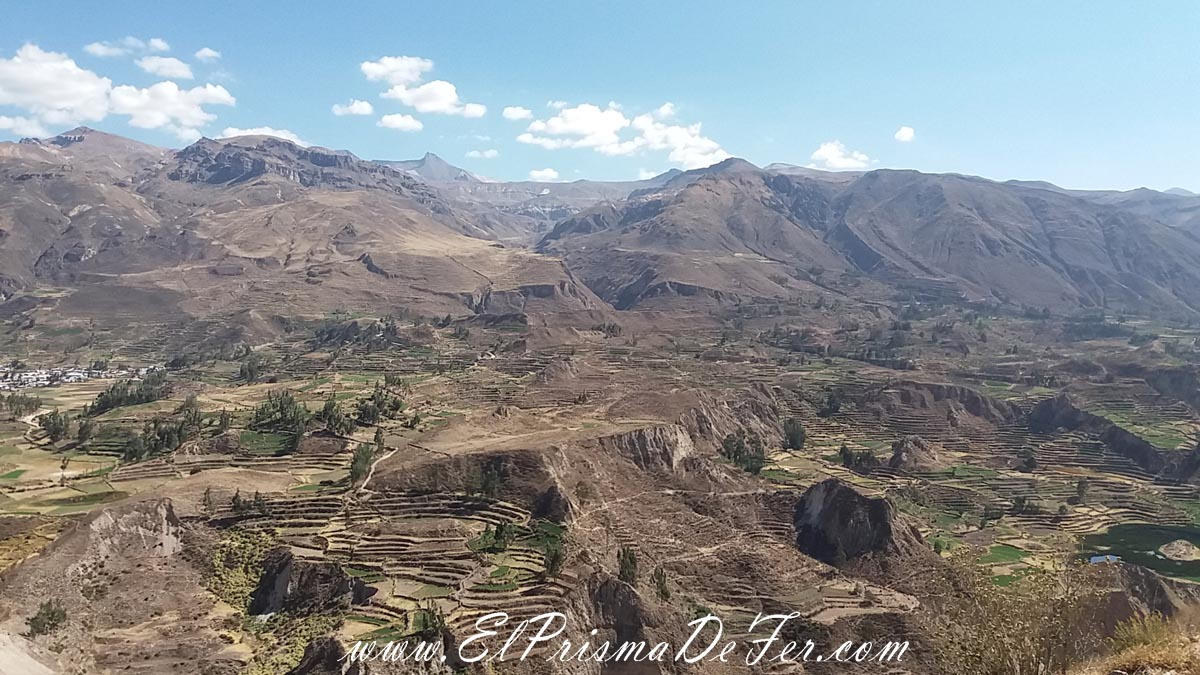 Trekking por el Cañón del Colca por tu cuenta