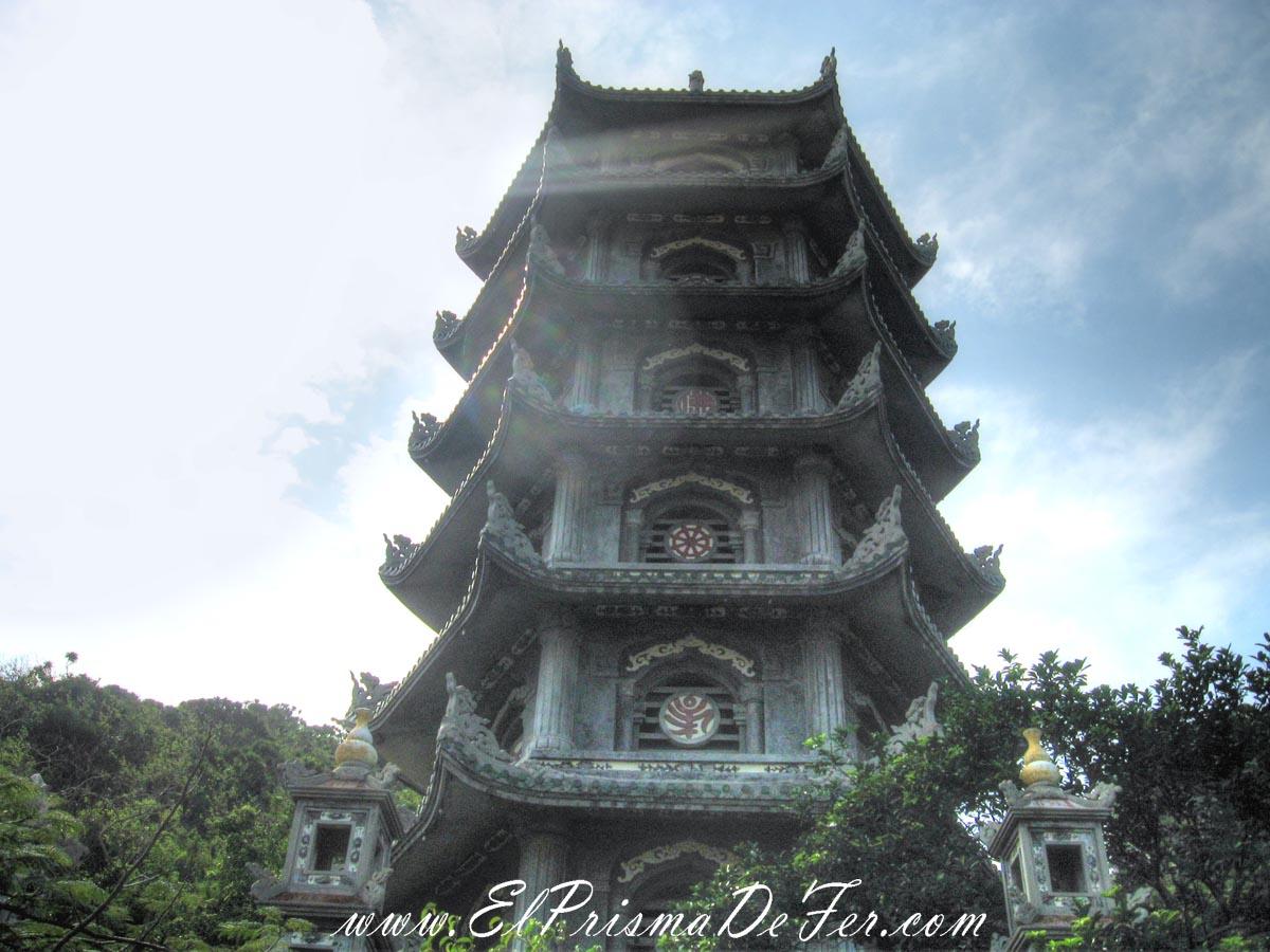 Pagoda - Vietnam