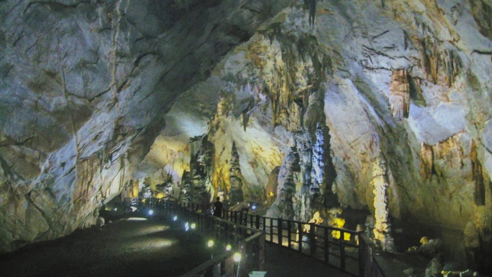 Paradise Cave, una de las cuevas mas grande del mundo