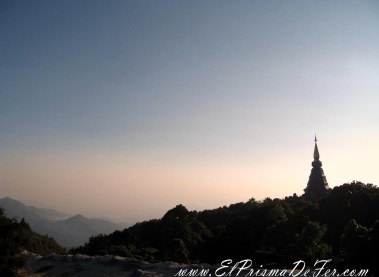 Visita al Parque Nacional Doi Inthanon en Tailandia