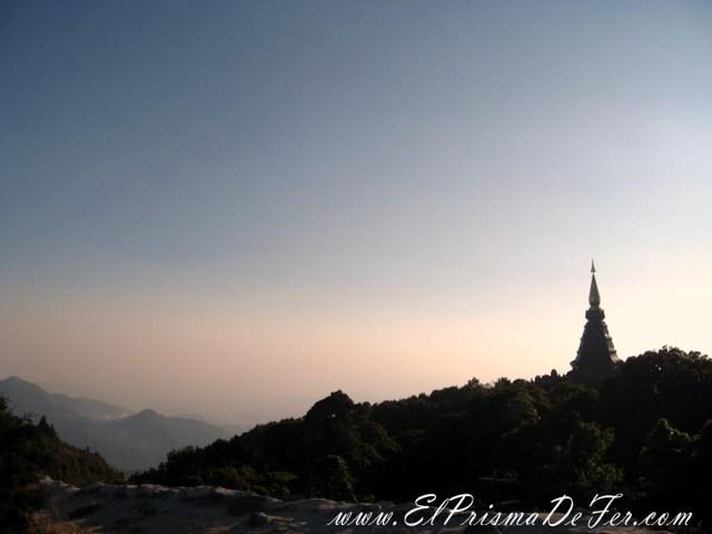 Pagoda de Doi Inthanon