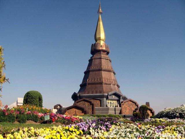 La Pagoda con sus jardines