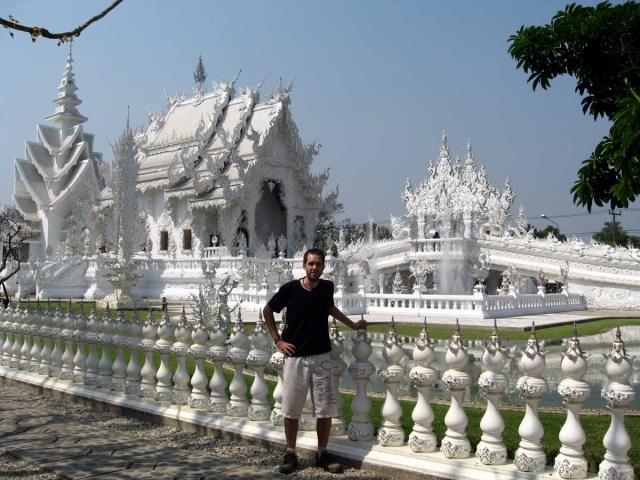 Mi paso por Templo Blanco Wat Rong Khun