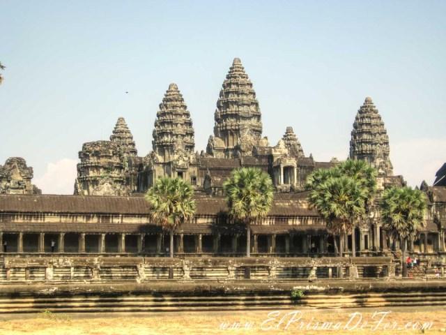 El Gran Templo de Angkor Wat