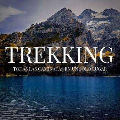 Listado de Trekking