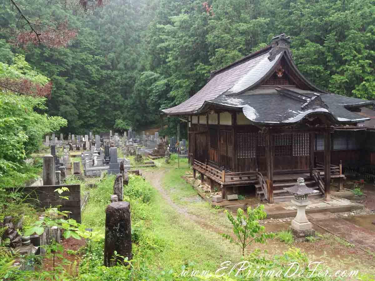 Templo en Takayama