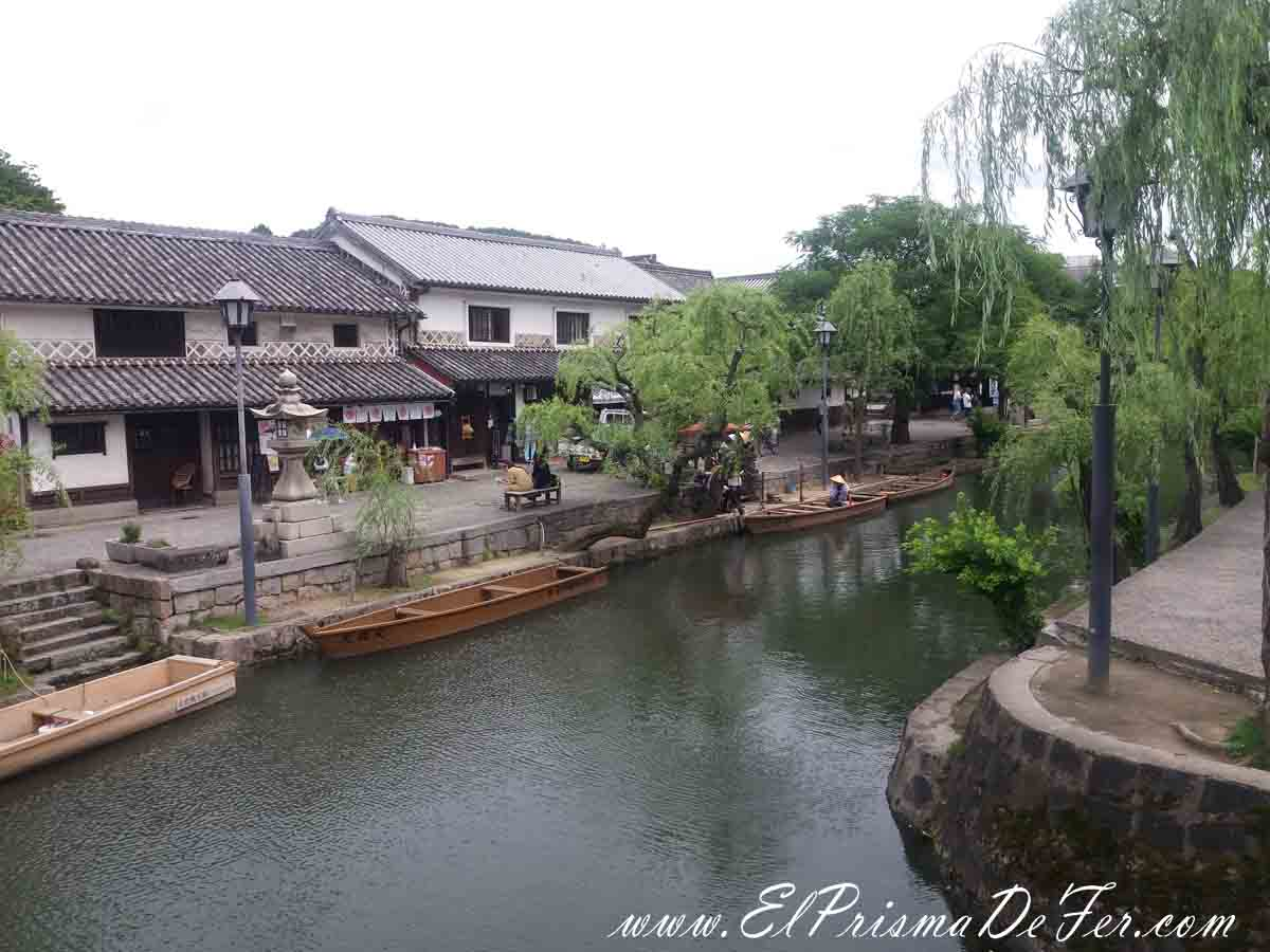Canales de Kurashiki