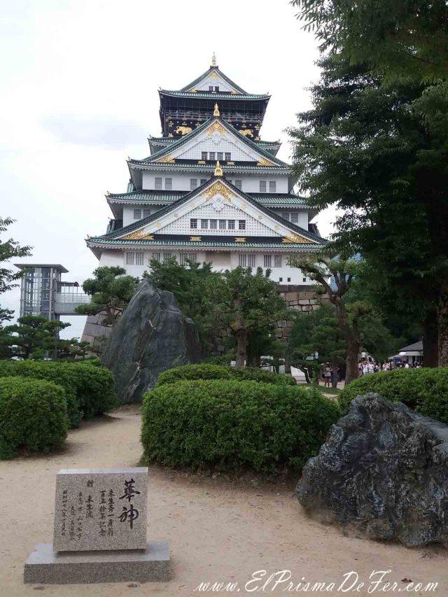 Castillos de Japón: Osaka