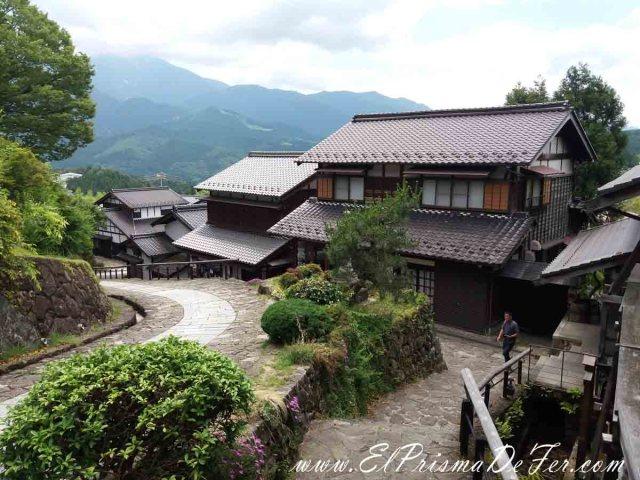 Pueblo de Tsumago