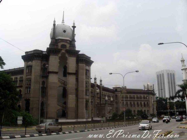 Arquitectura típica musulmana