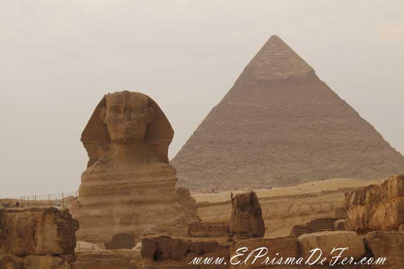 Visitar las Pirámides de Giza por tu cuenta