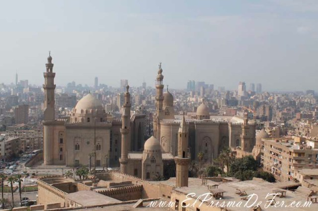 Itinerario en El Cairo, Egipto