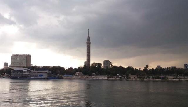 Torre del Cairo en la Isla Gezira