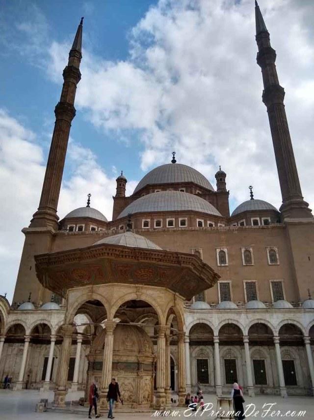 Minaretes de la Mezquita de Alabastro o Mohammed Alí