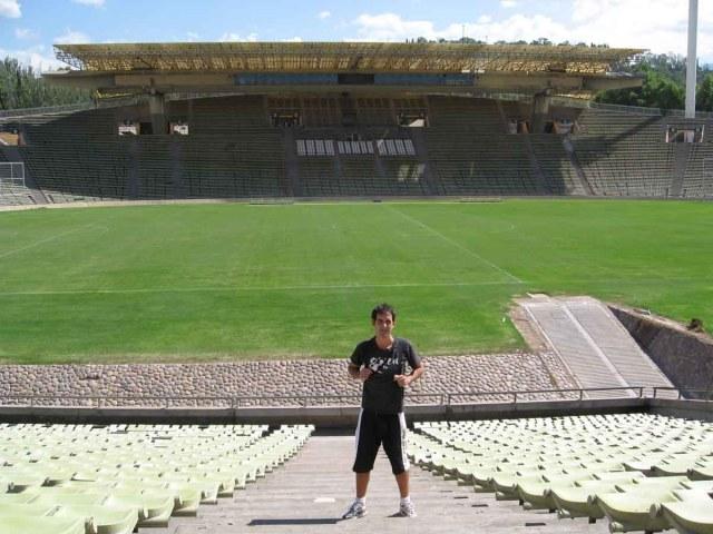 Estadio Mundialista Malvinas Argentina, Mendoza