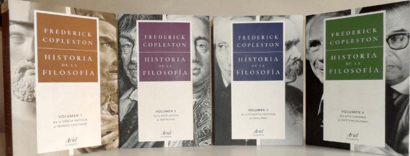 Historia de la filosofía de Frederick Copleston en pdf