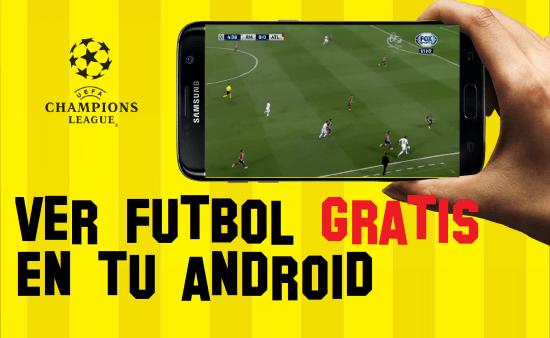Ver partidos de futbol en vivo gratis por internet