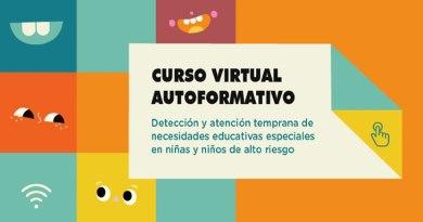 Curso Virtual Sobre Detección y atención temprana de necesidades educativas especiales en niñas y niños de alto riesgo