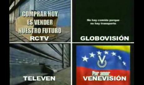 globovision contra venezuela